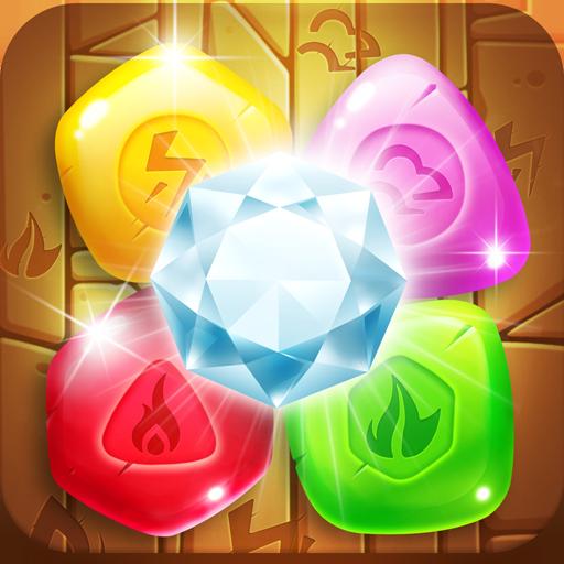 鑽石傳奇 休閒 App LOGO-硬是要APP