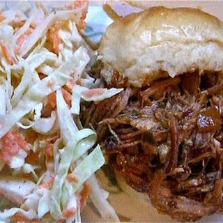 Easy BBQ Pulled Pork
