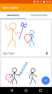 Stick Fighter- screenshot thumbnail