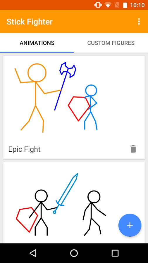 Stick Fighter- screenshot