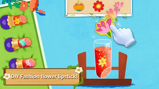 Little Pandau2018s Fashion Flower DIY apkpoly screenshots 10