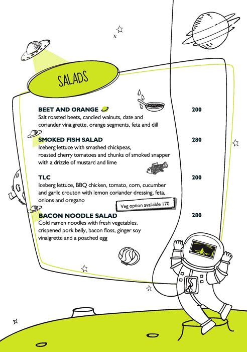 Monkey Bar menu 6
