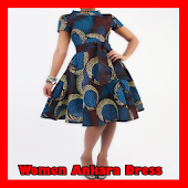 Women Ankara Dress