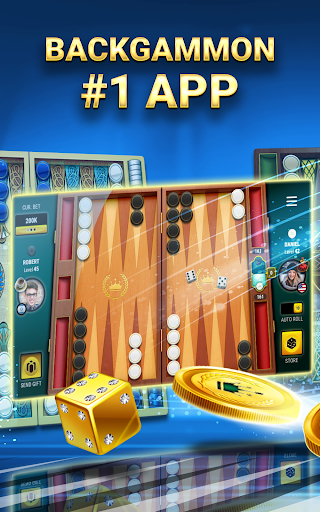 Backgammon Live - Play Online Free Backgammon 2.157.960 screenshots 6