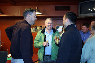 Photo: Glenn MacLean, Mike Cation, and Phil Lemieux