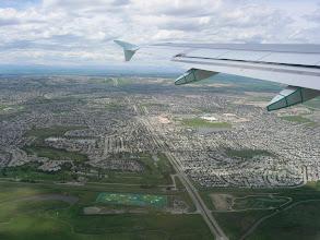Photo: Calgary aus der Luft