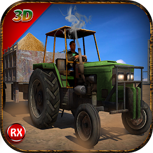 Tractor Sand Transporter 2016 for PC and MAC