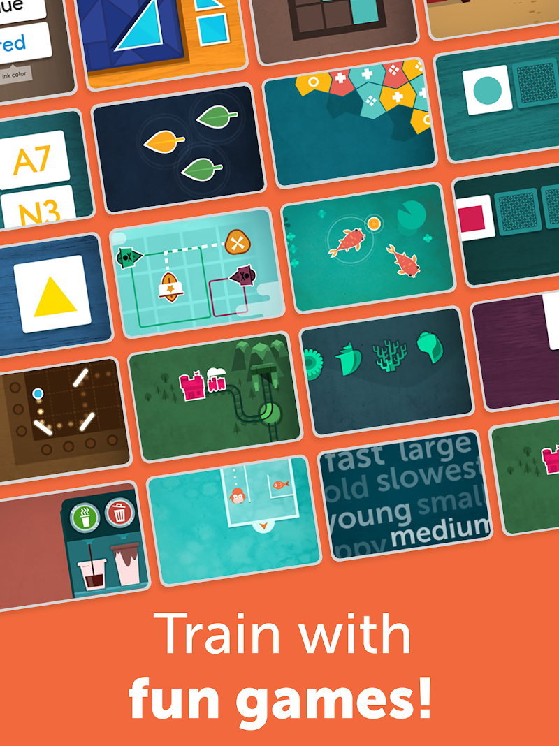 Lumosity: #1 Brain Games & Cognitive Training App Screenshot 6