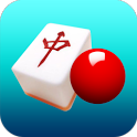 Mahjong and Ball icon