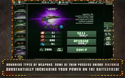 Alien Shooter Free 4.2.5 screenshots 14