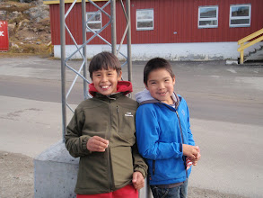 Photo: Greenland - Journey's end - Sisimiut