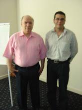 Photo: Lic. Mauricio Mejía, Gerente de Compensaciones y Beneficios de Colgate Palmolive
