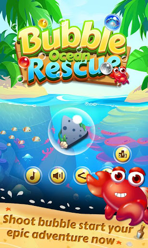 Bubble Ocean Rescue