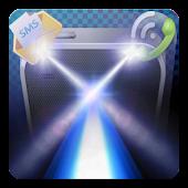 Flashlight - SMS & Call Flash