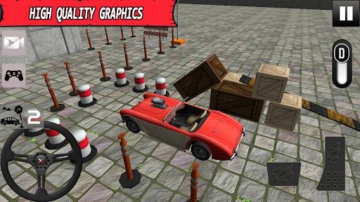Car Stunt Parking screenshot 2