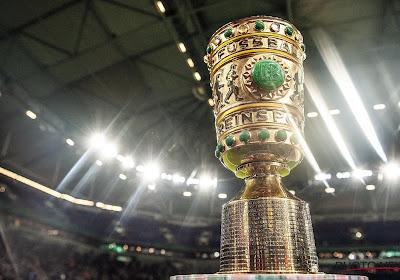 Les dates et les rencontres pour les demi-finales de la Coupe d'Allemagne sont fixées