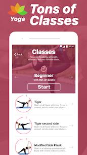 Yoga – Poses & Classes 3
