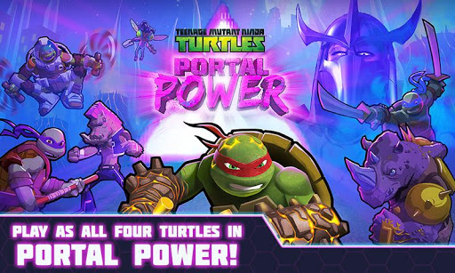 TMNT Portal Power  screenshots 1