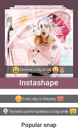 Shape Insta Square Snap Pic 2.91 screenshot 548556