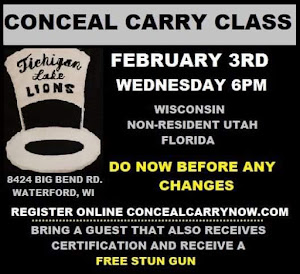Conceal Carry Class