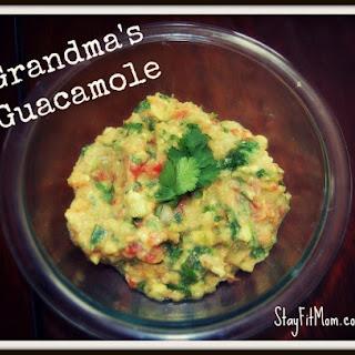 Grandma's Guacamole.