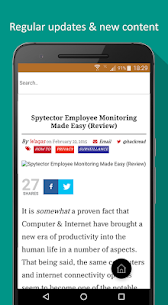 HackRead – Latest Tech and Hacking News Apk Download For Android 5