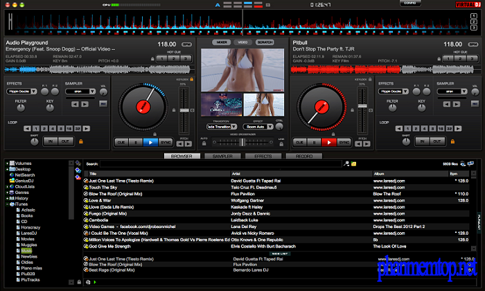 Virtual DJ Pro Infinity Free Download