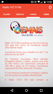 Demais FM 107.9- screenshot thumbnail
