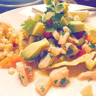 Perfect Ceviche for #WeekdaySupper