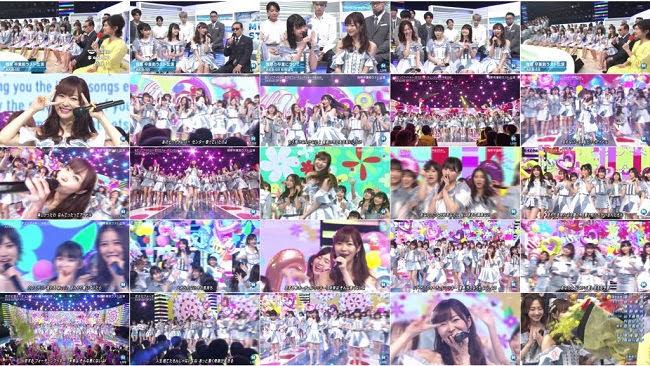 190426 (720p+1080i) AKB48 – Music Station