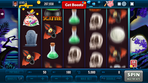 Halloween Jackpot Win Slots - screenshot