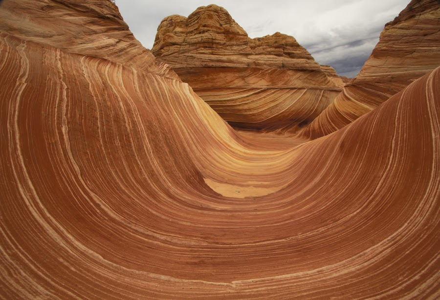 The Wave by Stephen Berry - Landscapes Deserts