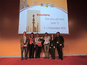 Photo: See you all at the 3rd open EBF conference, 1-3 December 2010, Barcelona, Spain