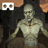 VR Zombie Graveyard Scary Ride (Google Cardboard) Android APK Download Free By Romale Game Studio