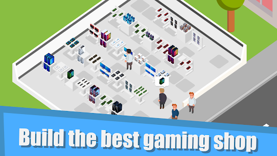 Gaming Shop Tycoon MOD (Unlimited Money/Bitcoin) 4