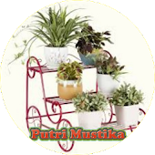 Flower Pot Shelf From Iron Design Android APK Download Free By Putri Mustika