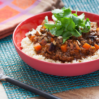 Moroccan Beef Tagine with Dates and Honey.