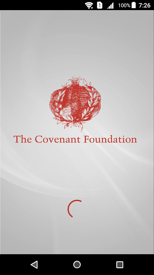 The Covenant Foundation Voices- screenshot