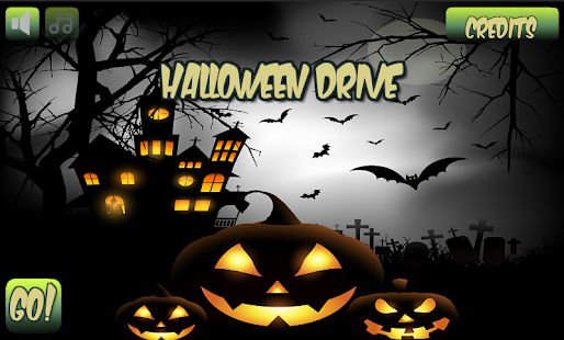 Halloween Drive Screenshot