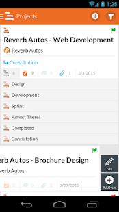 WORKetc CRM + Projects + More - screenshot thumbnail