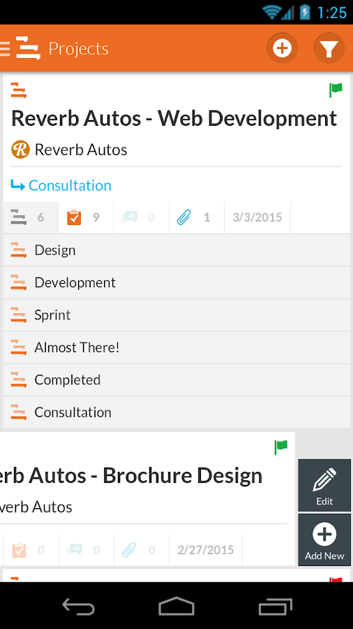 WORKetc CRM + Projects + More- screenshot