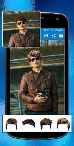 Boys photo editor new 1.5 screenshots 3