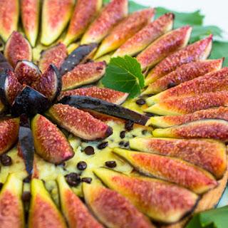 Ricotta Tart Fig Recipes