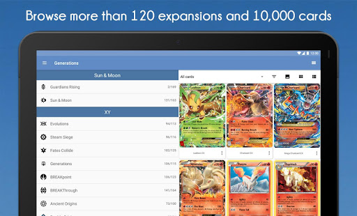 Pokécardex- screenshot thumbnail