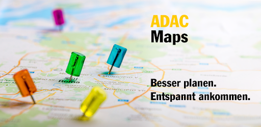 adac karte verloren ADAC Maps für Mitglieder – Apps bei Google Play
