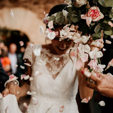 Wedding photographer Andrea Gaspar fuentes (Blankowedding). Photo of 22.09.2018