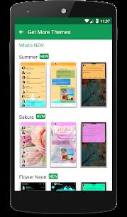 chomp SMS Mod Apk (Pro Features Unlock) 4