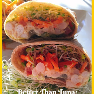 Better Than Tuna Vegan White Bean Salad