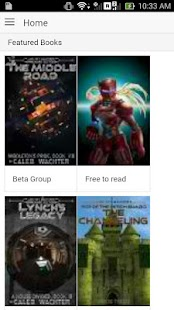 PCP Beta Readers- screenshot thumbnail