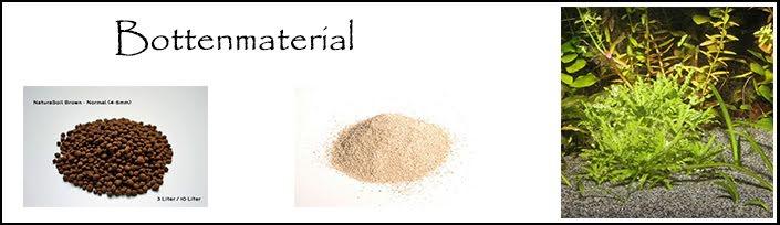 Bottenmaterial